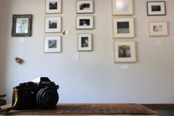 【どこでもナダール vol.1】松本で写真を売る事について考える展@Parades Gallery