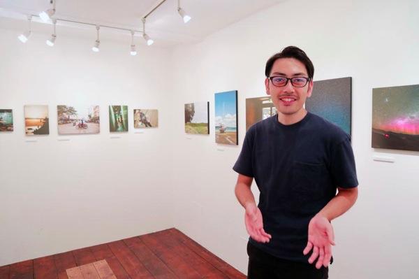 伊澤直久写真展「DISTANCE」が、始まります。
