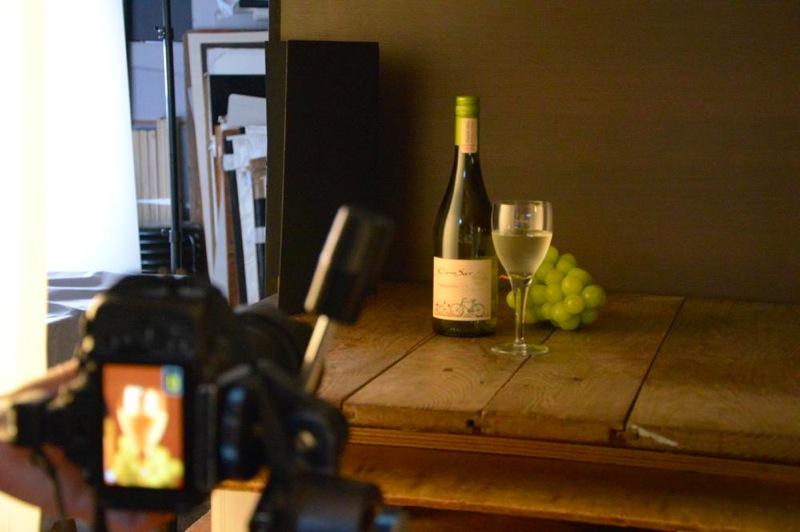 「料理写真講座見学会」のお知らせです。