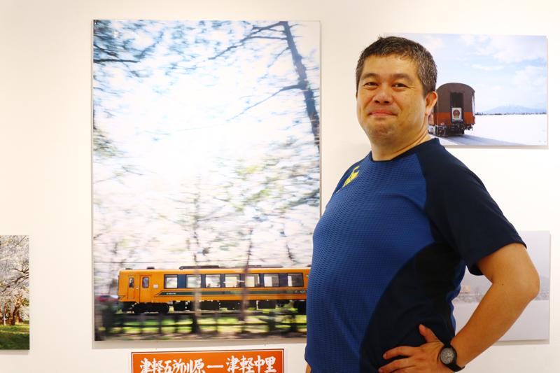 Masa ASANO 鉄道写真展「鋒 ~Cutting Edge」始まりました。