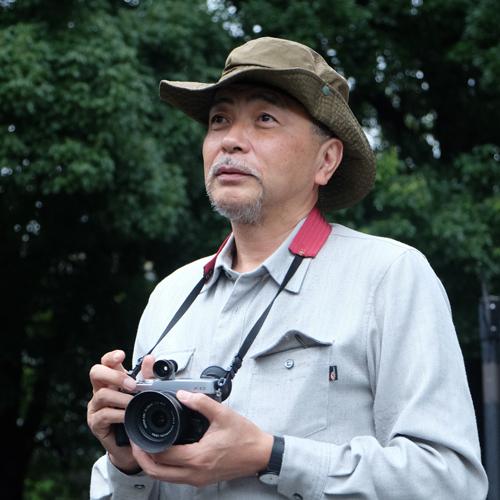 【めざせ個展/出展者紹介】水島章広さん