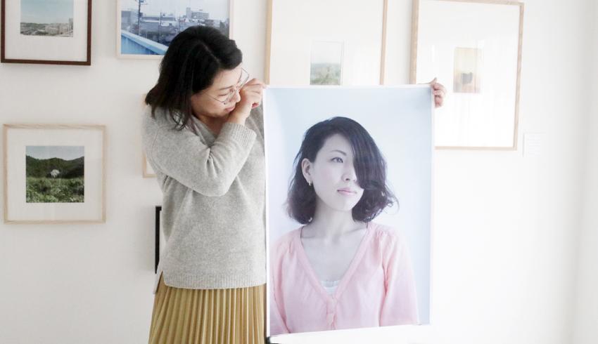 ポスターサイズ写真展