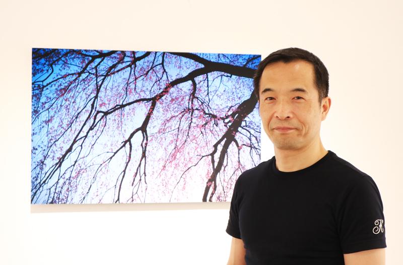 久保田健写真展「か ひらく」始まりました。