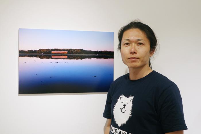 米山真人写真展「汽車旅風景」