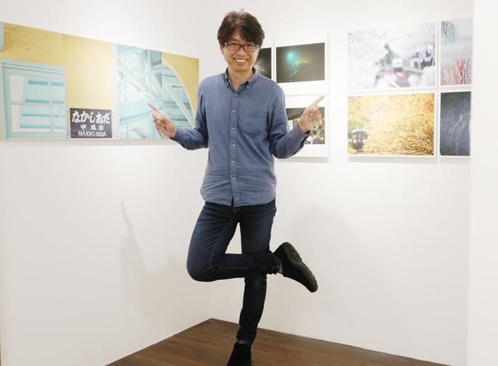 米屋こうじ写真展「4X」