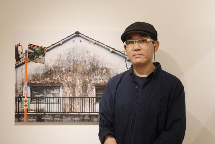 セキネ ヒロキ写真展「東京皮膜」始まりました。