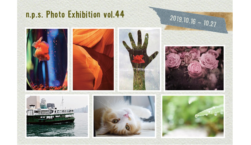 「n.p.s. photo exhibition vol.44」