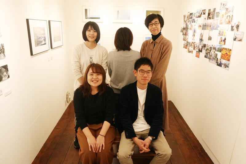ナダール写真塾 8期生「シン・シャシン展」始まりました。