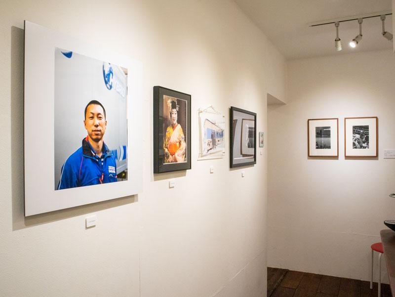 【展示レポート】ポートレート写真展「一期一会」(2020年7月8日〜19日 開催)