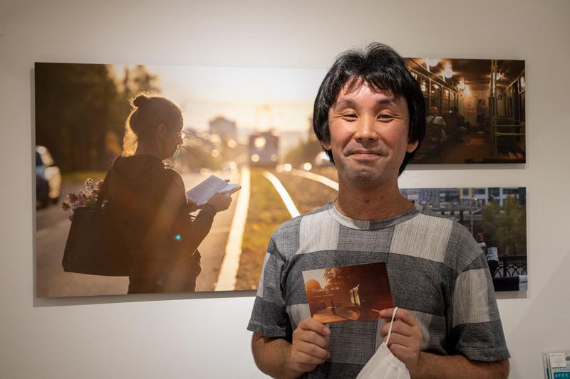 KUMOKO 写真展「Tramvaj -紡ぐ轍-」
