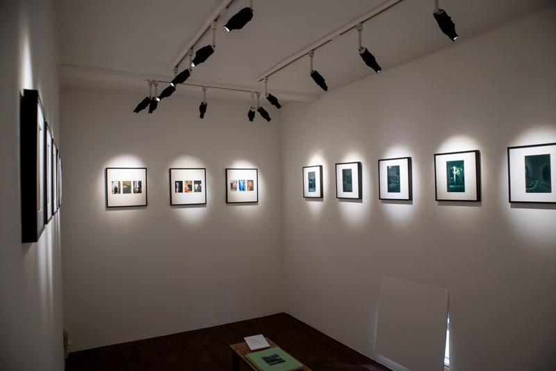 【展示レポート】斎藤綾写真展「間色」(2020年9月30日〜10月4日開催)