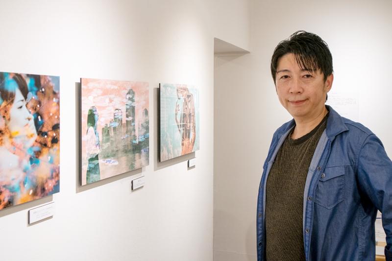 山本穂高写真展「ディストピア」始まりました。