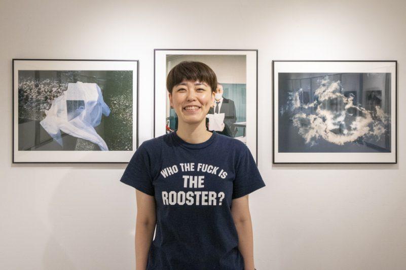 松下とも子写真展「レクイエム」始まりました。