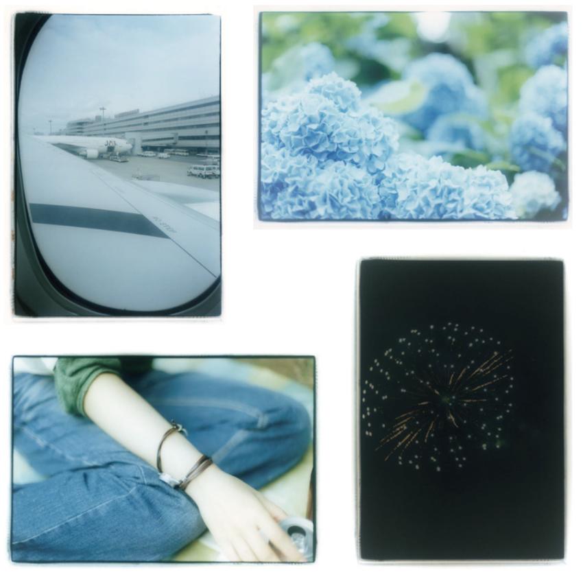 記念写真のアルバム