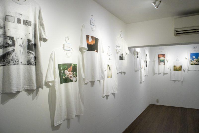 「Tシャツ展_2021」始まっています。